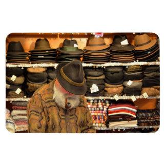 Hat Seller Magnet