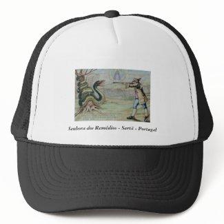 Hat from Senhora dos Remédios - Sertã - Portugal