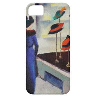 Hat Shop - August Macke iPhone SE/5/5s Case