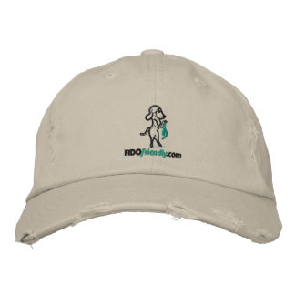 Hat shows off our FIDO Friendly logo