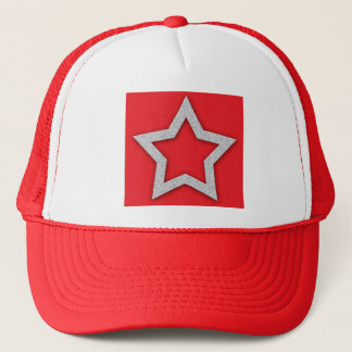 Hat- Star Trucker Hat