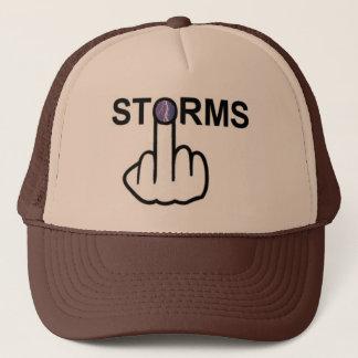 Hat Storms Flip