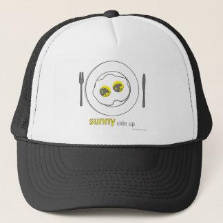 hat - sunny side up