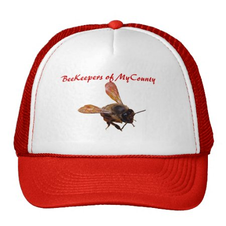Hat - Template for Beekeeper Club