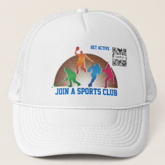Hat Template School Athletics
