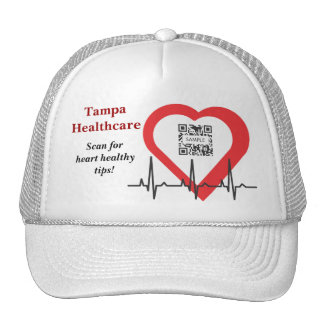 Hat Template Tampa Healthcare