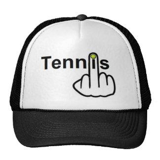 Hat Tennis Flip