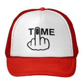 Hat Time Flip