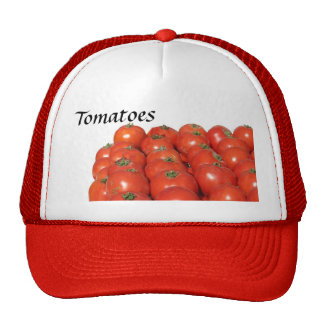 Hat - Tomatoes