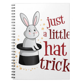 Hat Trick Notebook