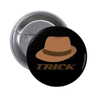 HAT TRICK - SPORTY SLANG - Button
