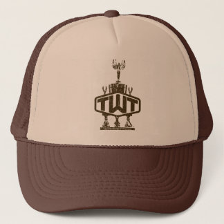 Hat (TWT Distressed Logo)