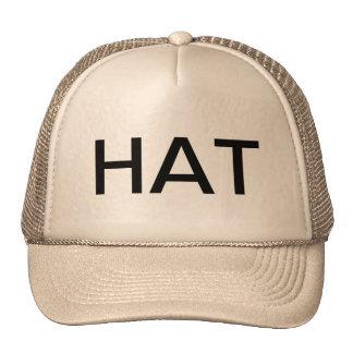 HAT (uppercase)