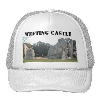 Hat Weeting Castle Weeting Norfolk England