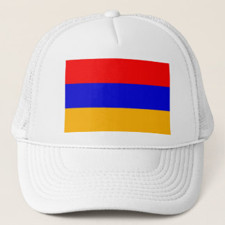Hat with Flag of Armenia