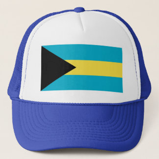 Hat with Flag of Bahamas
