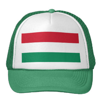 Hat with Flag of Hungary