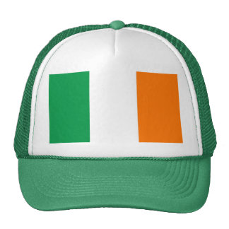 Hat with Flag of Ireland