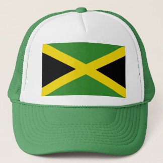 Hat with Flag of Jamaica