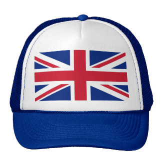 Hat with Flag of United Kingdom