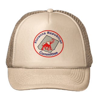Hat with FRC Logo