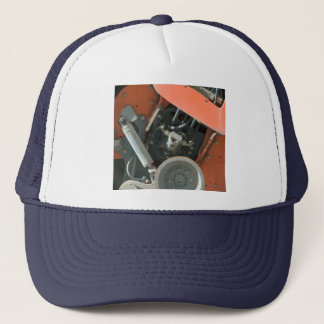Hat with Machine Abstraction