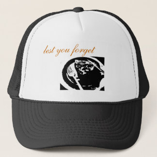 Hat with Meat Logo