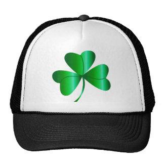 Hat with Shamrock