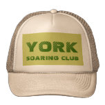 Hat With YORK SOARING CLUB Design