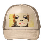 """HAT """"woman portrait"""" 2"""
