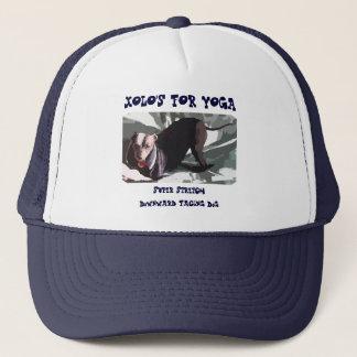 Hat Yoga Blue
