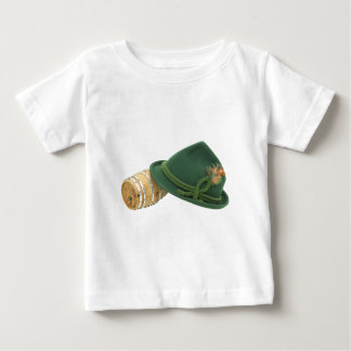HatAlpineOakBarrel053109 Baby T-Shirt