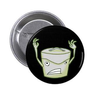 Hatbox Ghost 2 Inch Round Button