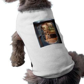 Hatch in Submarine Doggie Tee Shirt