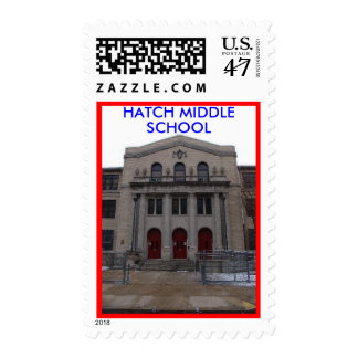 HATCH MIDDLE STAMP