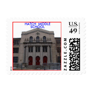 HATCH MIDDLE STAMP #2
