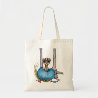 'Hatch' the baby emu Tote Bag