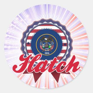 Hatch UT Stickers