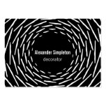 Hatch Vortex Large Business Cards (Pack Of 100)