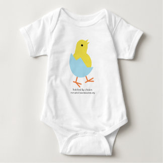 Hatched by Choice Baby Bodysuit