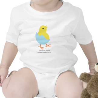 Hatched by Choice Baby Bodysuits