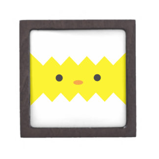 Hatched Chick Gift Box Premium Jewelry Box