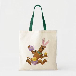 Hatched Easter Egg Budget Tote Bag