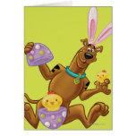 Hatched Easter Egg Card