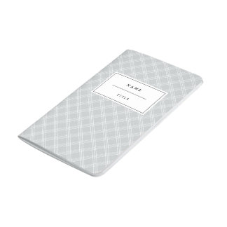 Hatched Sketchbook - Gender Neutral - Grey Journal