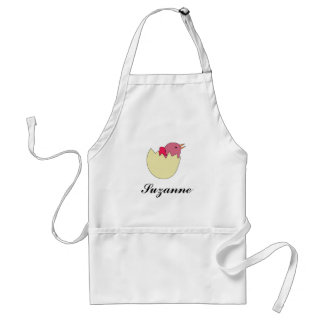 Hatched Suzanne Adult Apron
