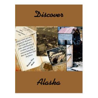 Hatchers Pass Alaska Postcard