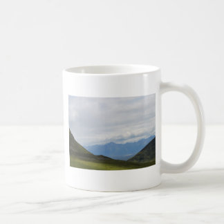 Hatchers Pass Mountain View Alaska Coffee Mug