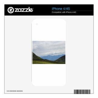 Hatchers Pass Mountain View Alaska iPhone 4 Skin