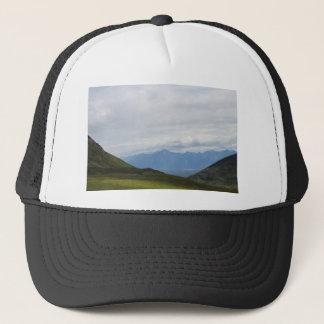 Hatchers Pass Mountain View Alaska Trucker Hat